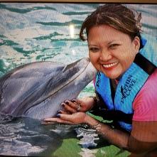 dolphine kiss